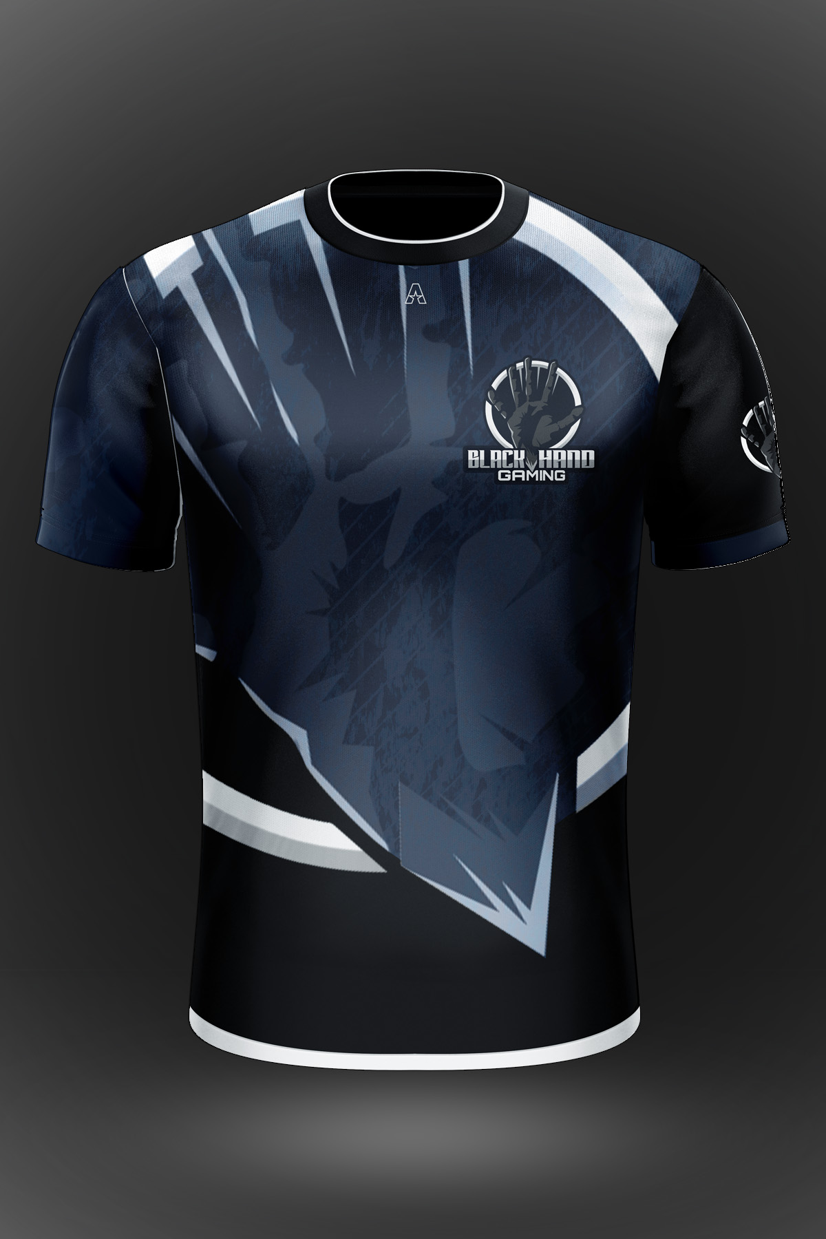 84b03c57 Black Hand Gaming Jersey
